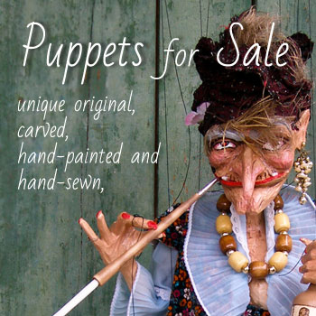 Puppets for sale